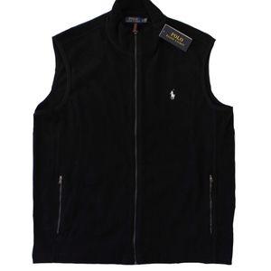 Polo By Ralph Lauren Zip Up Vest